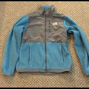 MOVING SALE The North face fleece full Zip size XS